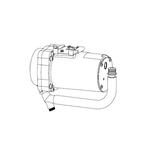 【CWA-217A】リクシル シャワートイレ用付属部品 低流動圧対応ブースター 【LIXIL】