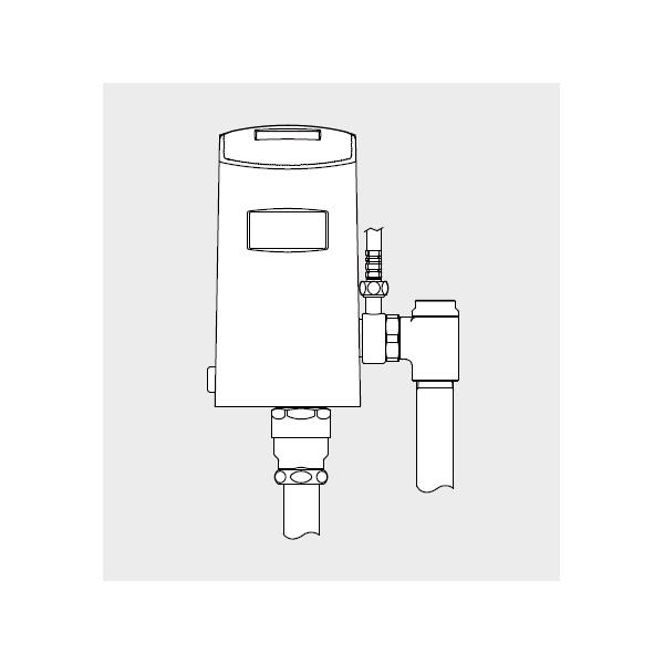 【A-8736】リクシル シャワートイレ ユニオン分岐タイプ 【LIXIL】