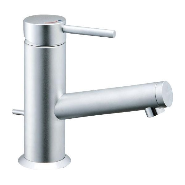 【LF-E340SYN/SE】LIXIL 水栓金具 シングルレバー混合水栓 FC/ワンホールタイプ eモダン(エコハンドル) 【リクシル】