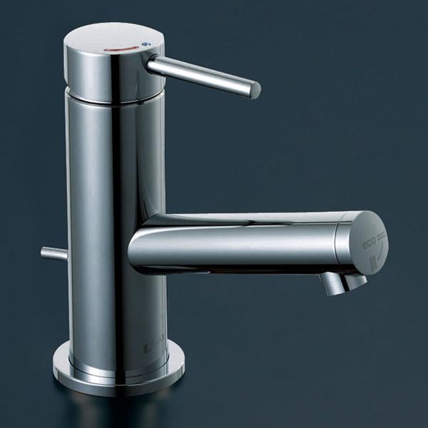【LF-E340SYN】LIXIL 水栓金具 シングルレバー混合水栓 FC/ワンホールタイプ eモダン(エコハンドル) 【リクシル】