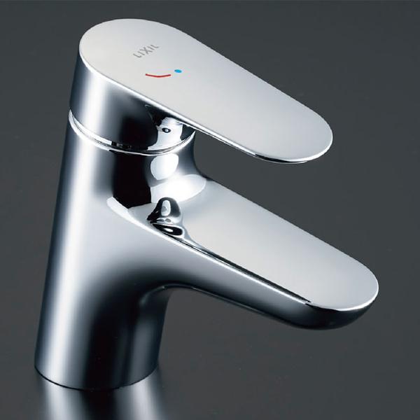 【LF-WF340SYC】LIXIL 水栓金具 シングルレバー混合水栓 FC/ワンホールタイプ クロマーレS(エコハンドル) 【リクシル】