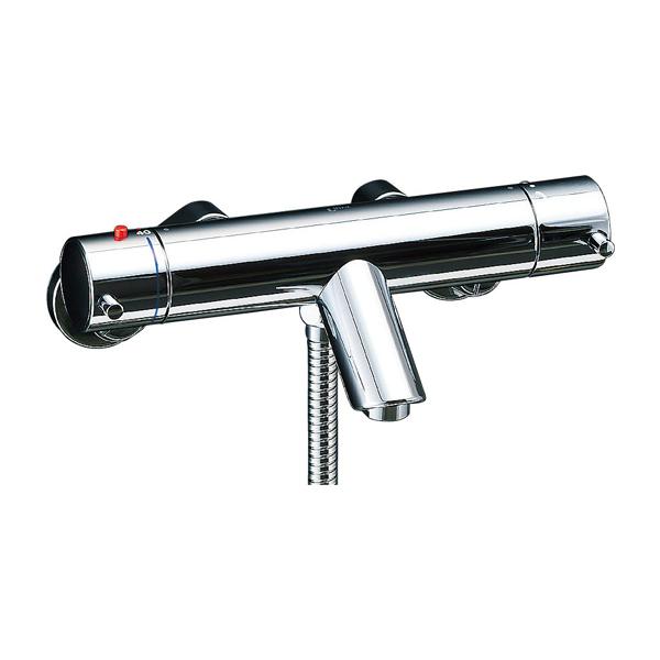 【BF-E147T】LIXIL シャワーバス水栓 洗い場専用 サーモスタット eモダン+シャワーヘッド 【リクシル】