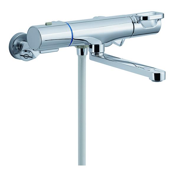 【BF-WM145TSB】LIXIL シャワーバス水栓 浴槽・洗い場兼用 サーモスタット クロマーレS+シャワーヘッド 【リクシル】
