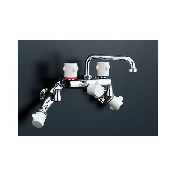 【SF-M415HS】LIXIL 太陽熱温水器用水栓 他熱源併用タイプ(一時止水) 【リクシル】