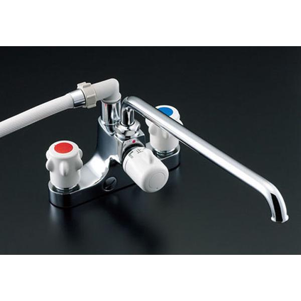 【BF-M607H-GA】LIXIL ホールインワン専用浴槽水栓 2ハンドル(一時止水) 【リクシル】