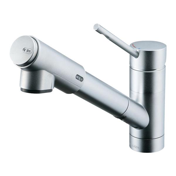 【JF-1456SYXN/SE(JW)】LIXIL オールインワン浄水栓 eモダンタイプ(エコハンドル) 【リクシル】