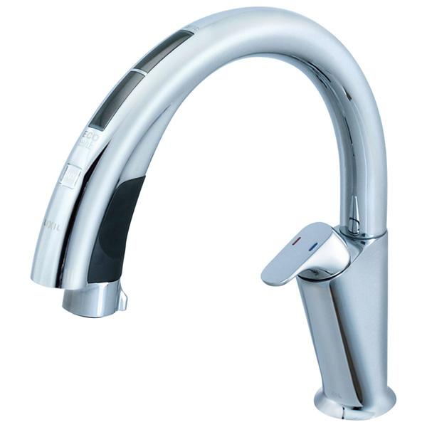 【SF-NA491SN】LIXIL キッチン用タッチレス水栓 ナビッシュハンズフリー(エコセンサー付) A9タイプ 【リクシル】