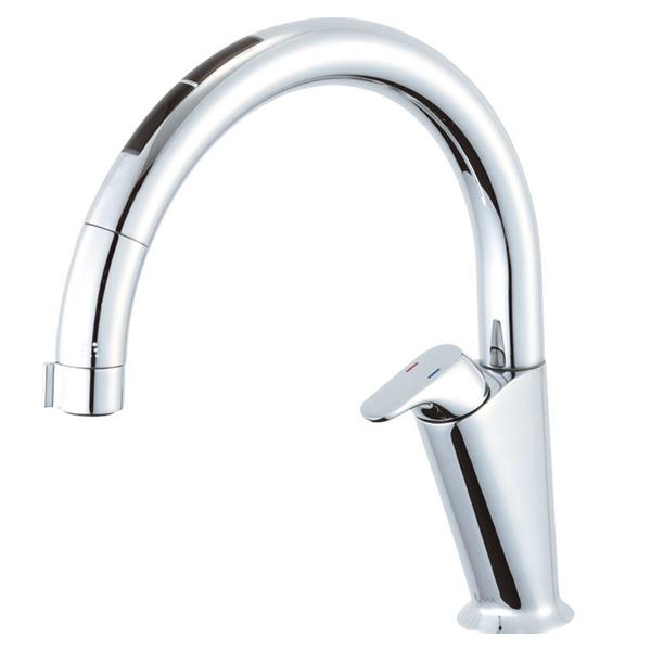【SF-NA471SNU】LIXIL キッチン用タッチレス水栓 ナビッシュ(エコセンサー付) A7タイプ 【リクシル】