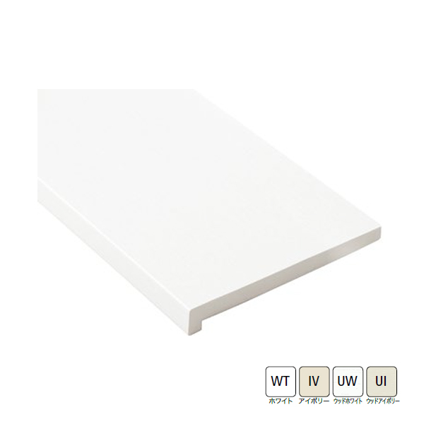 【SP-8004】城東 内装建材 樹脂製ドア枠 三方枠セット L字タイプ 【Joto】/代引き不可品