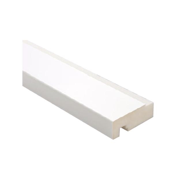 【SP-50M24H-L21-WT】城東 内装建材 樹脂製開口枠 幅狭タイプ 竪枠50H 【Joto】/代引き不可品