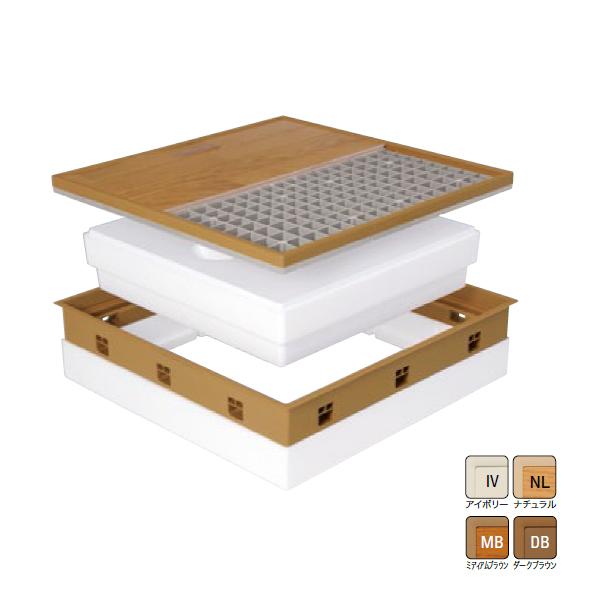 【SPF-R60C-BL2】城東 内装建材 高気密型床下点検口 高断熱型 600×600タイプ 【Joto】/代引き不可品