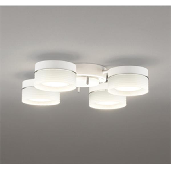 【OC257017BR】オーデリック シャンデリア LED電球フラット形 【odelic】