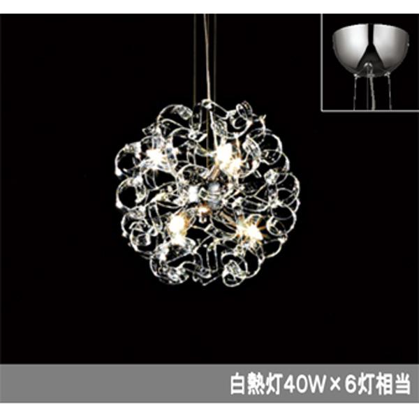 【OC257005LC】オーデリック シャンデリア LED電球シャンデリア球形 【odelic】