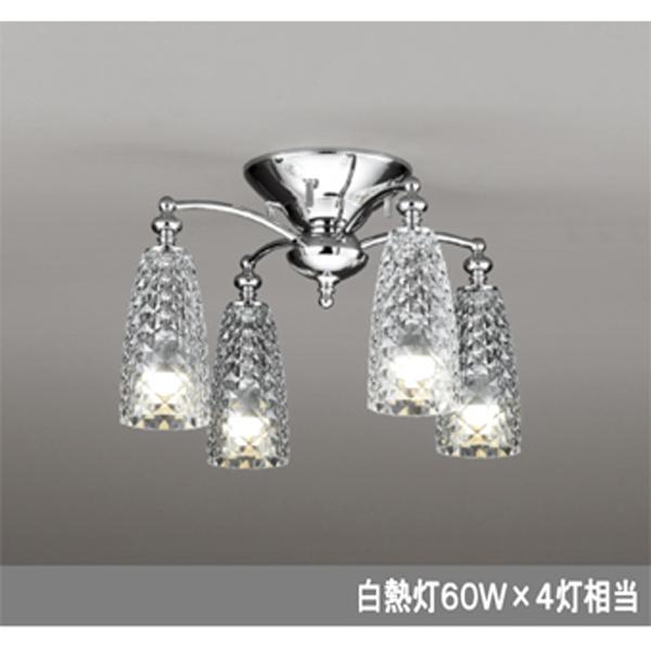 【OC257100BC】オーデリック シャンデリア LED電球ミニクリプトン形 【odelic】