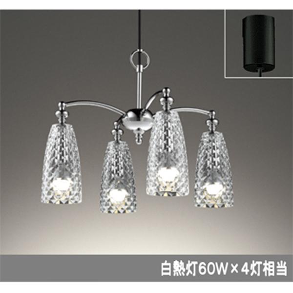 【OC257101LC】オーデリック シャンデリア LED電球ミニクリプトン形 【odelic】