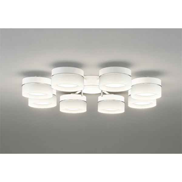 【OC257014LD】オーデリック シャンデリア LED電球フラット形 【odelic】