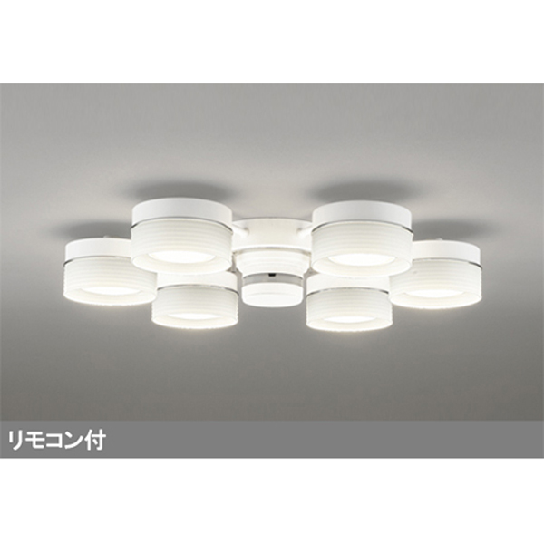 【OC257015PC】オーデリック シャンデリア LED電球フラット形 【odelic】