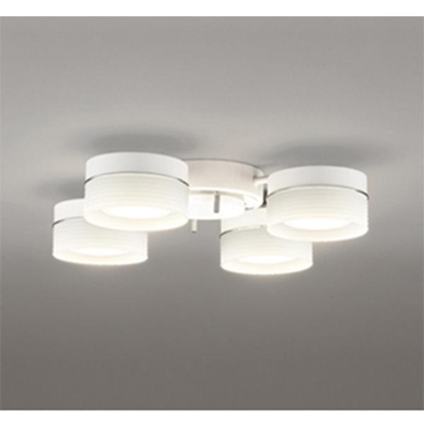 【OC257017PC】オーデリック シャンデリア LED電球フラット形 【odelic】