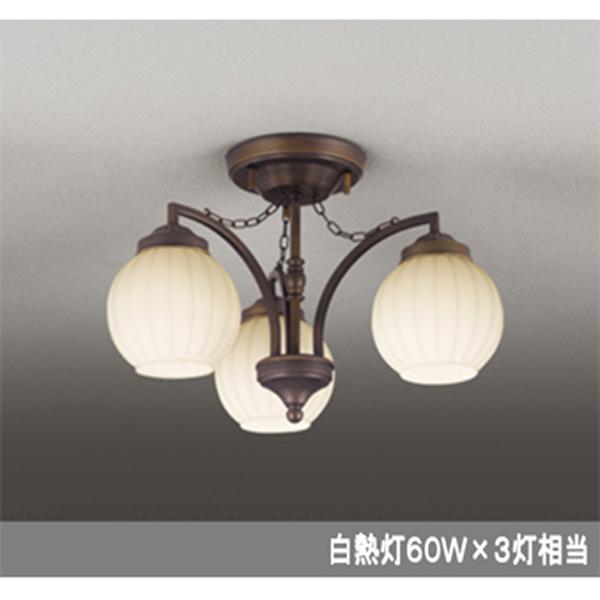 【OC257079LC】オーデリック シャンデリア LED電球ミニクリプトン形 【odelic】