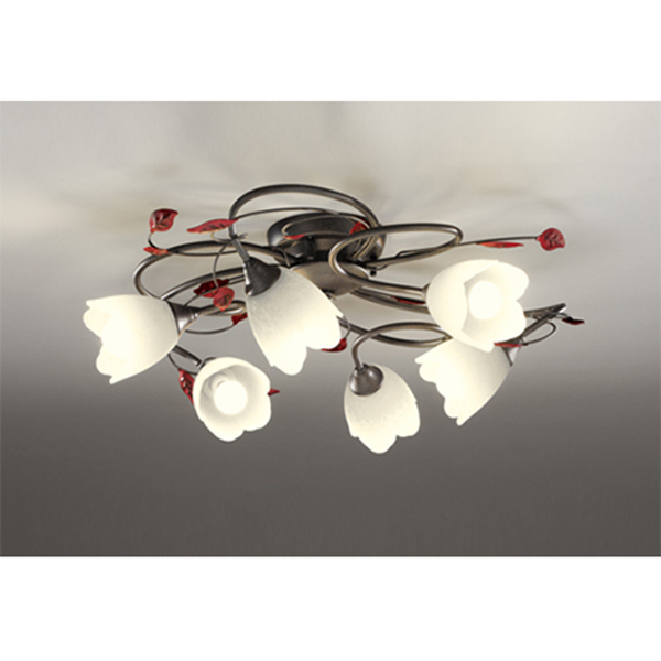 【OC257026PC】オーデリック シャンデリア LED電球ミニクリプトン形 【odelic】