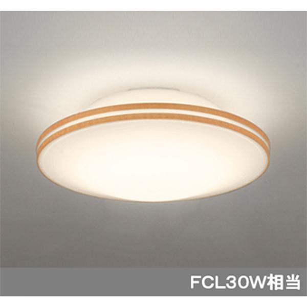 【OL291114LD】オーデリック シーリングライト LED電球フラット形 【odelic】