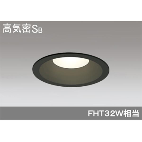 【OD361278BC】オーデリック ダウンライト LED一体型 調光・調色 【odelic】