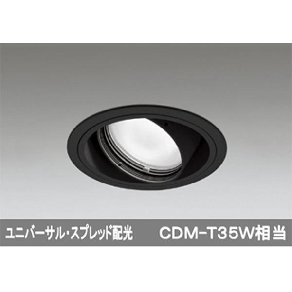 【XD402258】オーデリック ユニバーサルダウンライト 一般型 LED一体型 【odelic】