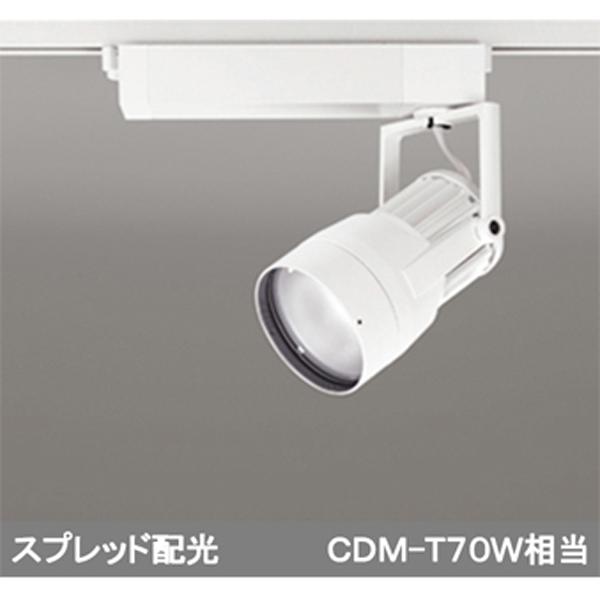 【XS411187】オーデリック スポットライト COB 反射板制御 プラグド LED一体型 【odelic】