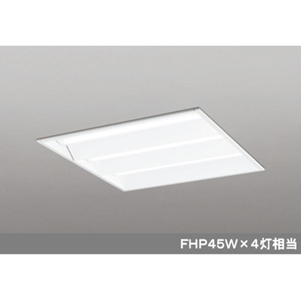 【XD466001P4B】オーデリック ベースライト スタンダード タイプ LEDユニット型 埋込型 【odelic】