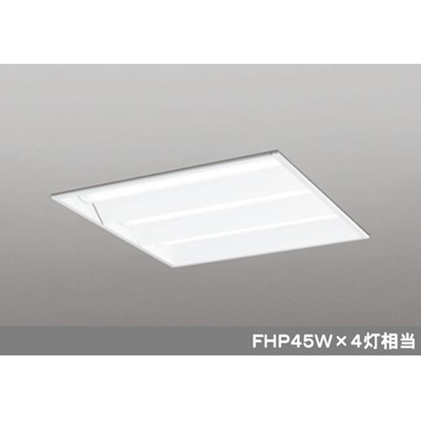 【XD466001P4D】オーデリック ベースライト スタンダード タイプ LEDユニット型 埋込型 【odelic】