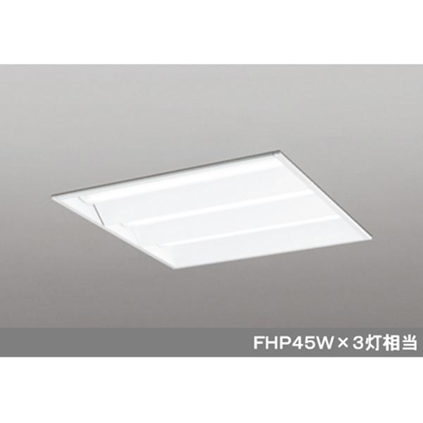 【XD466010P4C】オーデリック ベースライト スタンダード タイプ LEDユニット型 埋込型 【odelic】
