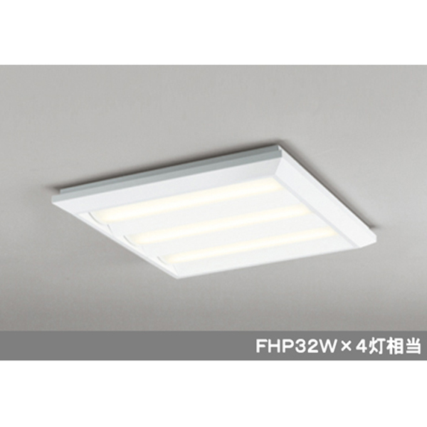 【XL501025P3E】オーデリック ベースライト スタンダード タイプ LEDユニット型 直付/埋込兼用型 【odelic】