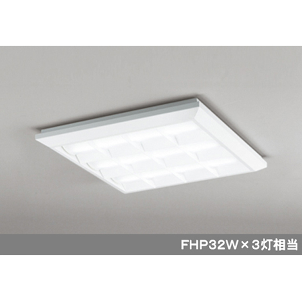 【XL501030P3D】オーデリック ベースライト スタンダード タイプ LEDユニット型 直付/埋込兼用型 【odelic】