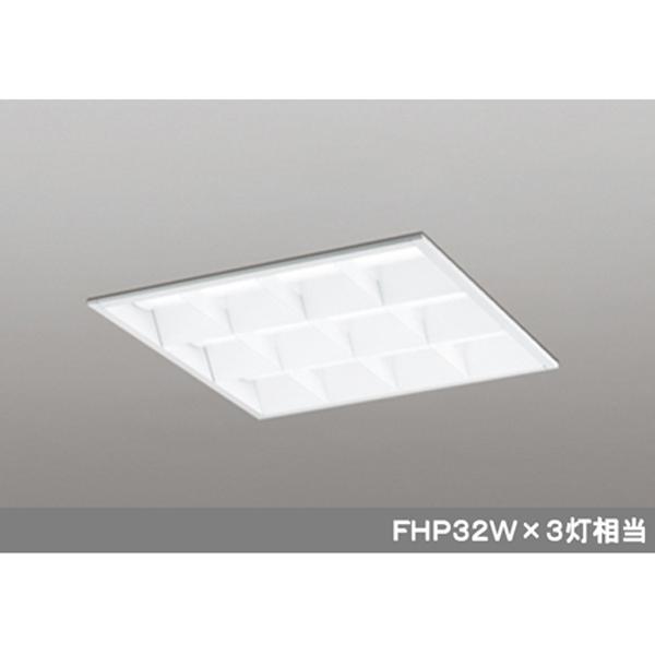 【XD466008P3C】オーデリック ベースライト スタンダード タイプ LEDユニット型 埋込型 【odelic】