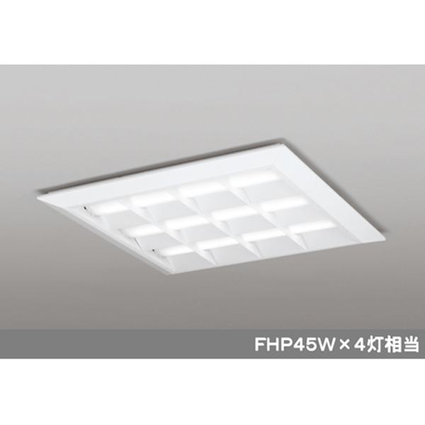 【XL501053P2B】オーデリック ベースライト 省電力タイプ LEDユニット型 直付/埋込兼用型 【odelic】