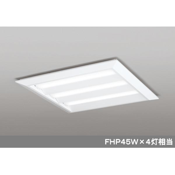 【XL501015P2D】オーデリック ベースライト 省電力タイプ LEDユニット型 直付/埋込兼用型 【odelic】