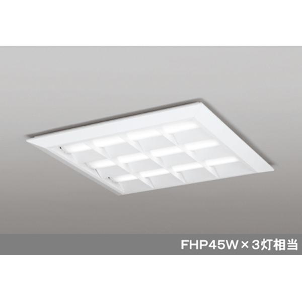【XL501052P1C】オーデリック ベースライト 省電力タイプ LEDユニット型 直付/埋込兼用型 【odelic】