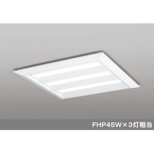 【XL501014P1B】オーデリック ベースライト 省電力タイプ LEDユニット型 直付/埋込兼用型 【odelic】