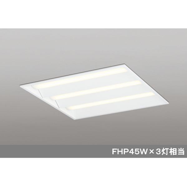 【XD466017P1E】オーデリック ベースライト 省電力タイプ LEDユニット型 直付/埋込兼用型 【odelic】