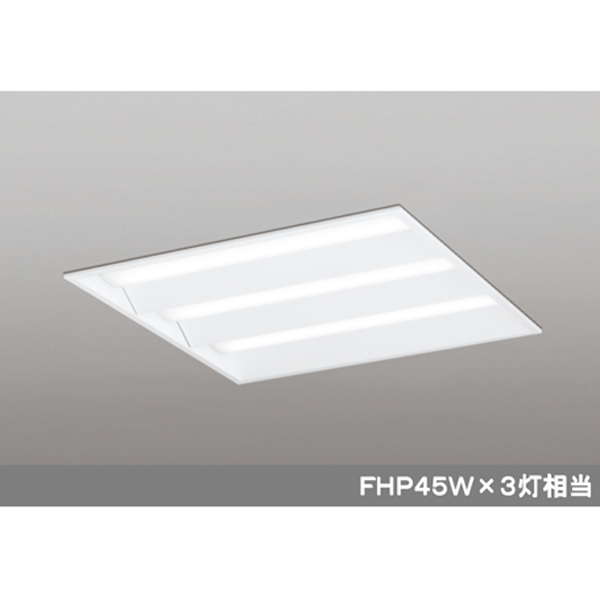 【XD466018P1C】オーデリック ベースライト 省電力タイプ LEDユニット型 直付/埋込兼用型 【odelic】