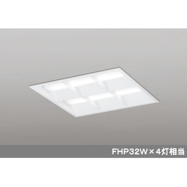 【XD466032P2D】オーデリック ベースライト 省電力タイプ LEDユニット型 埋込型 【odelic】