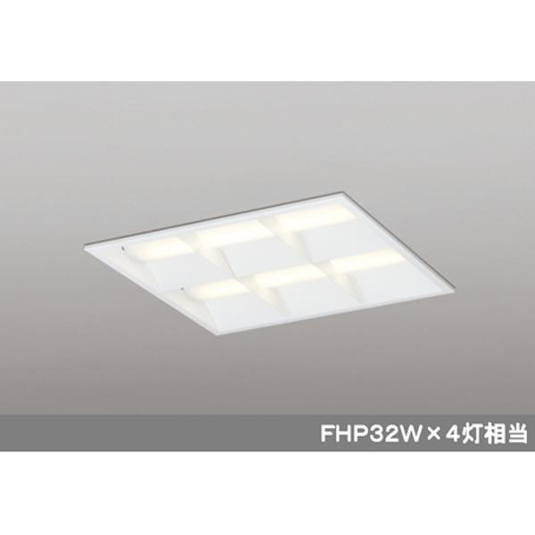 【XD466032P2E】オーデリック ベースライト 省電力タイプ LEDユニット型 埋込型 【odelic】