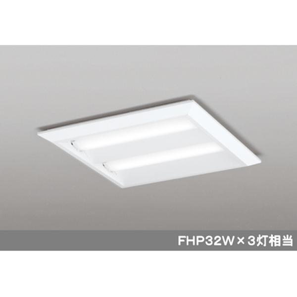 【XL501017P1B】オーデリック ベースライト 省電力タイプ LEDユニット型 直付/埋込兼用型 【odelic】