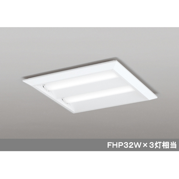 【XL501017P1C】オーデリック ベースライト 省電力タイプ LEDユニット型 直付/埋込兼用型 【odelic】