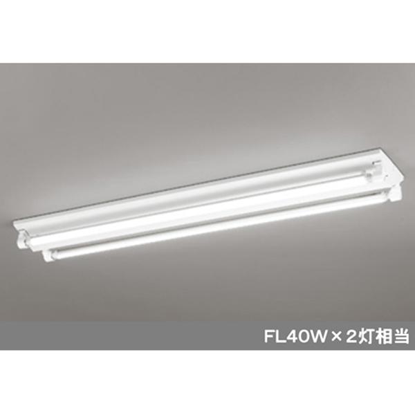【XL251644】オーデリック ベースライト LEDランプ型 直付型 逆富士型(幅広) 【odelic】