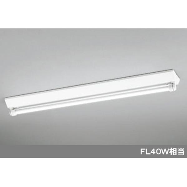 【XG254078】オーデリック ベースライト LEDランプ型 防雨・防湿型 直付型 逆富士型 【odelic】