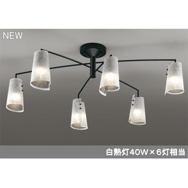 【OC257146LC】オーデリック シャンデリア LED電球ミニクリプトン形 【odelic】