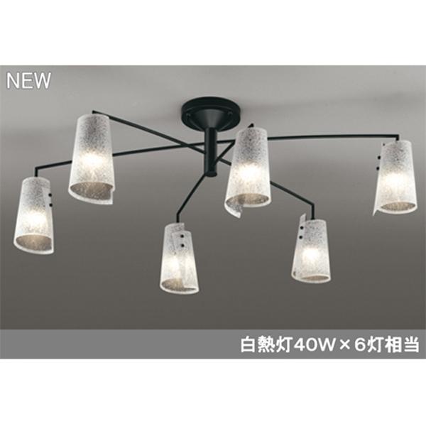 【OC257146BC】オーデリック シャンデリア LED電球ミニクリプトン形 【odelic】