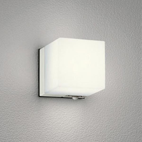 【OG041645LC1】オーデリック エクステリア ポーチライト 白熱灯60W相当 人感センサー付 LED電球ミニクリプトン形