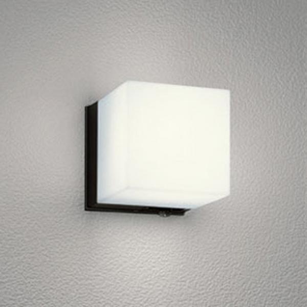 【OG041646LC1】オーデリック エクステリア ポーチライト 白熱灯60W相当 人感センサー付 LED電球ミニクリプトン形